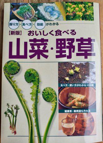 美味しく食べる山菜・野草